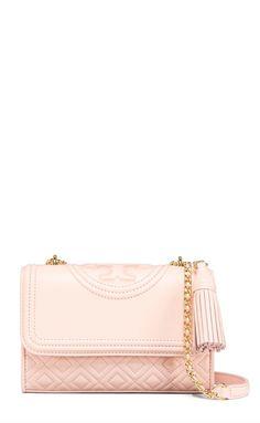 71664a8f17404e Tory Burch Fleming Small Convertible Shoulder Bag