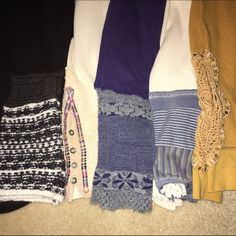 Sharing! Started my Free People collection! Just sharing the start of my Free People collection!! Thanks for turning me on to them, @loopholer!! I'm in love  Free People Tops