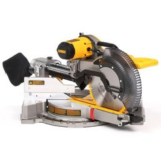 DEWALT 15 Amp 12 in. Double Bevel Sliding Compound Miter Saw-DWS780 $600 - The Home Depot