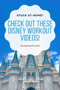 Disney workout videos for while you are stuck at home! Thes Disney workout videos are great for the whole family! Get moving and get the Disney magic! Disney World Planning, Disney World Vacation, Disney Cruise, Disney Vacations, Walt Disney World, Disney College, Disney Worlds, Disney Travel, Family Vacations