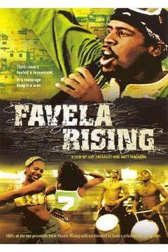 Favela Rising DVD Cover Art