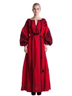 Embroidered dress FOBERINI