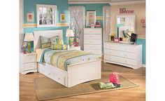 Youth Bedrooms   Russell Furniture Youth Bedroom Sets Sleigh Beds, White  Sleigh Bed, Dresser