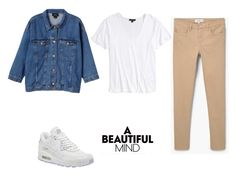 """Beautiful mind"" by jewel-mt on Polyvore featuring MANGO, NIKE, Monki and Topshop"