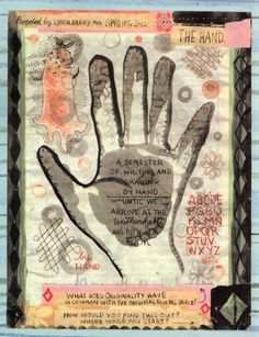 Lynda Barry's Syllabus: An Illustrated Field Guide to Keeping a Visual Diary and Cultivating the Capacity for Creative Observation – Brain Pickings