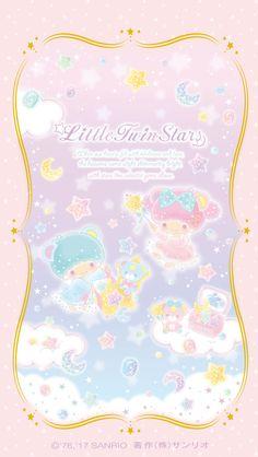 Little Twin Stars Wallpaper 2017 - 640×1136