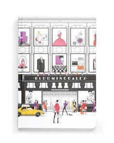 Storefront Notebook - Bloomingdale's Exclusive   Bloomingdale's