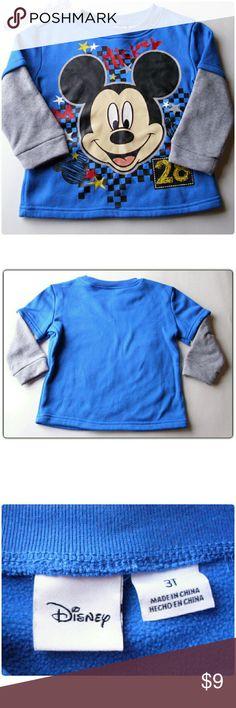 NWOT! MICKEY SWEATSHIRT! Super cute never worn! Thick and soft. Disney Shirts & Tops Sweatshirts & Hoodies