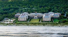 The Sanctuary: a world-class beachfront retreat on South Carolina's most exclusive island Kiawah Island Resort, Kiawah Island South Carolina, Kiawah Island Golf, Charleston South Carolina, Staycation, Mansions, World, House Styles, Summer