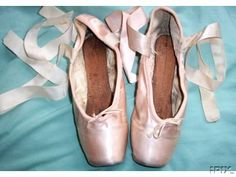 loved pointe shoes