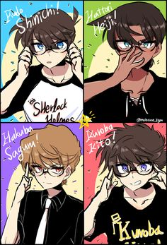 The Gosho Boys!!!