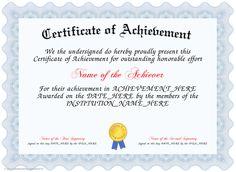 pin by alizbath adam on certificates pinterest certificate