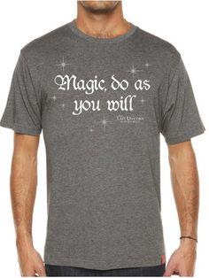 OFFICIALLY LICENSED #THELASTUNICORN  #T-Shirt / UNISEX #magic