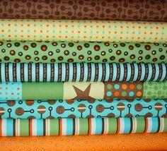 ORGANIC Little One fabric by Katie Hennagir for by fabricshoppe, $48.00
