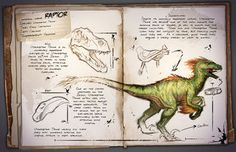 Raptor - ARK: Survival Evolved Wikia