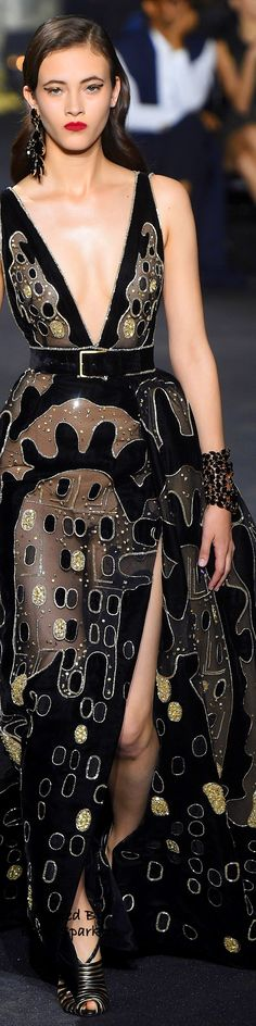 Paris Fall Couture 2016 Elie Saab ~ ♕♚εїз | BLAIR SPARKLES