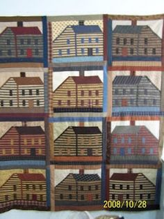 """Log Cabin Quilter: MONTY HALL SAYS """"COME ON DOWN"""""""