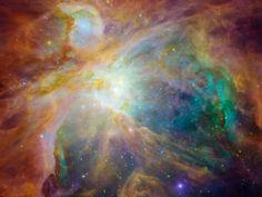NASA - Chaos in Orion