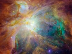 """""""Chaos in Orion"""""""