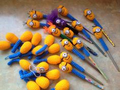 Inspiration:  Pencil covers Goodie/party bags
