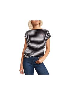 50fdc26954b8bd BuyMint Velvet Ooh Striped T-Shirt