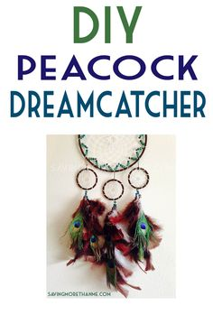 Hello everyone!! Today I'm sharing step-by-step instructions on how to make a dreamcatcher! :) I've included detailed instructions and photos so you know can follow along. It's important to me that all of the steps