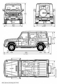 Mercedes-Benz G-Klasse (W463)