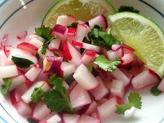 *** Guatemalan Salad || Picado de Rabano || Guatemalan Picado de Rabano