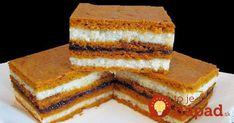 Bezkonkurenčné medové rezy s lekvárom: Kým neochutnáte nemáte ani potuchy, o aký úžasný dezert v skutočnosti ide!