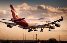 Do you have a favourite photo of the 747 Plane, 747 Jumbo Jet, Boeing Planes, Qantas Airlines, Different Airlines, Boeing 707, Cargo Aircraft, Air Photo, Private Plane