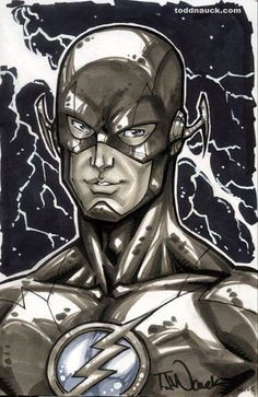 New 52 Flash by Todd Nauck