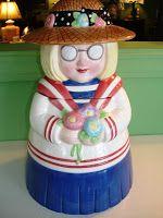 Ann Estelle - Mary Engelbreit Cookie Jar