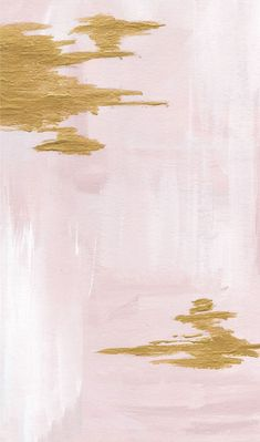 blush and gold wallpaper