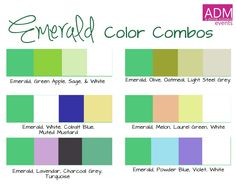 What Color Goes With Emerald Green Yahoo Search Results