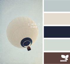 millions of colour palettes