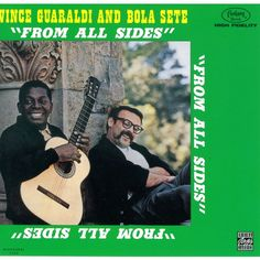 Vince Guaraldi And Bola Sete - From All Sides on LP