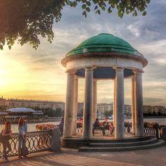 Gorki Park Moscow