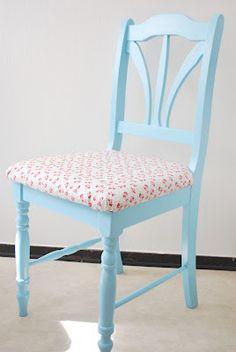 DIY - chair renovation