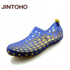 Shoes Jintoho High Quality Genuine Leather Men Slippers Flip Flops Men Slides Fashion Casual Flip Flop Slippers Summer Beach Slippers Skillful Manufacture Flip Flops