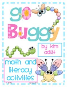 With Spring comes bugs and other crawly things. This packet contains over 90 pages of bug games and activities that teach sight words, schema, non-...