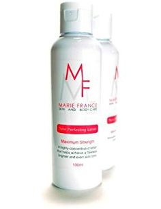 Marie France Tone Perfecting Lotion More Info Could Be Found At The Image Url This Is An Affiliate Link Glowingbody Bottle Lotion Water Bottle