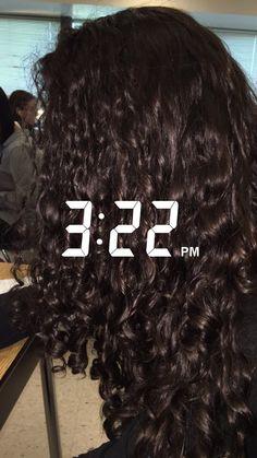 3:22 Curly Hair Types, Curly Hair Care, Wavy Hair, Hair Places, Light Skin Girls, Cabello Hair, Hair Heaven, Coily Hair, Magic Hair