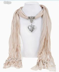 This summer, flaunt your style & get a beautiful Pendant #Scarf for only AED 45! #Dubai #Offers #Shopping #Deals #Ramadan