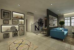 472 Fernvale Road - Living room