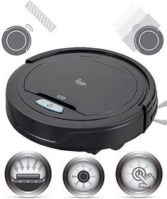 ECOVACS DEEBOT N78 Robotic Vacuum Cleaner Tangle free Suction for Pet Hair Har