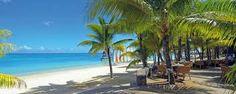 Restaurant on the sand. Trou Aux Biches Mauritius