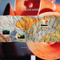 Depeche Mode - Never Let Me Down Again (Split Mix) (Vinyl) at Discogs