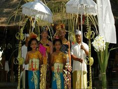 Traditional ceremony at The Pavilions from $2044 Cdn Welcome to a world of tranquillity, designed for sweet dreams and love. The quiet charms of Sanur offer a peaceful and romantic hideaway on the idyllic island of Bali.  Wedding Features: Balinese wedding decoration Rindik music during the ceremony Digital Photo Package A (150 shots, 40 printed in one album (before, during and after - max 2 hours) - (All negatives are in a DVD) 1 Bouquet & 1 Buttonhole of orchids