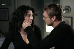 Daniel and Vala <3  the geek and the pirate