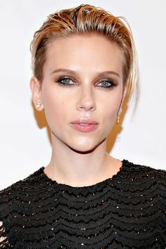 Scarlett Johansson Has Tried Just About Every Hairstyle in the Book, from Long Romantic Waves to an Edgy Blonde Pixie Photos | W Magazine